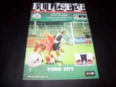 Hereford United v York City, 1999/2000 [FA]
